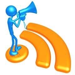 RSS Feeds Logo